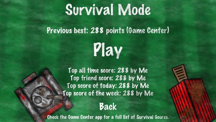 Zombie Chickens HD screenshot-3