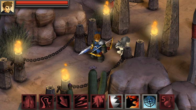 Battleheart Legacy screenshot-0