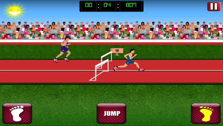 Hurdle Race - Athletics Game screenshot-3