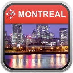 Offline Map Montreal, Canada: City Navigator Maps
