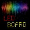 LED Paint Board