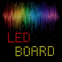 LED Paint Board
