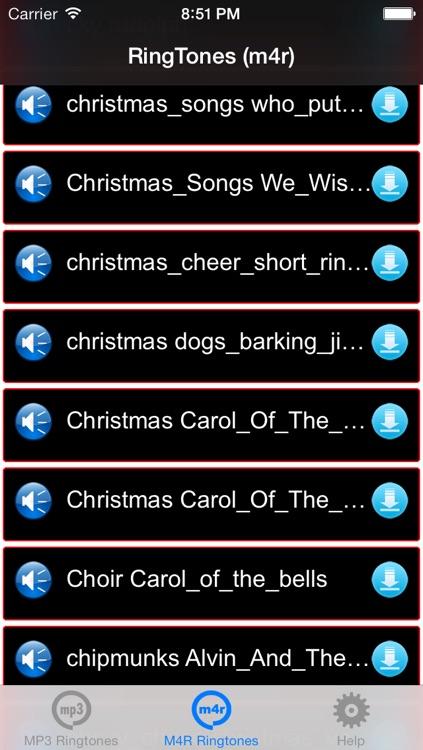 1000+ Christmas Ringtones - Pimp Your Sound