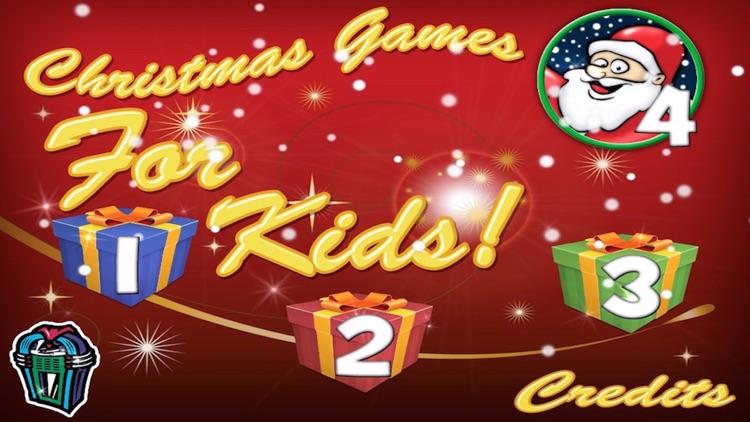 Christmas Games For Kids Free