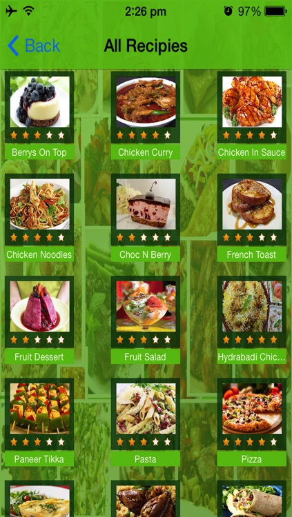 Recipe Book With Menu Planner screenshot-1