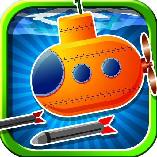 A Submarine Shooter Pro Game