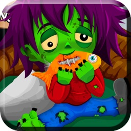 A Zombie Fishing Catch Of The Day Free