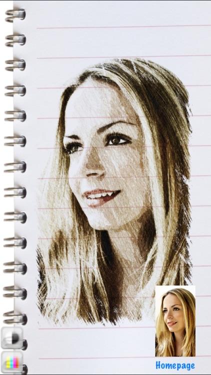 Pencil Sketch Color screenshot-4
