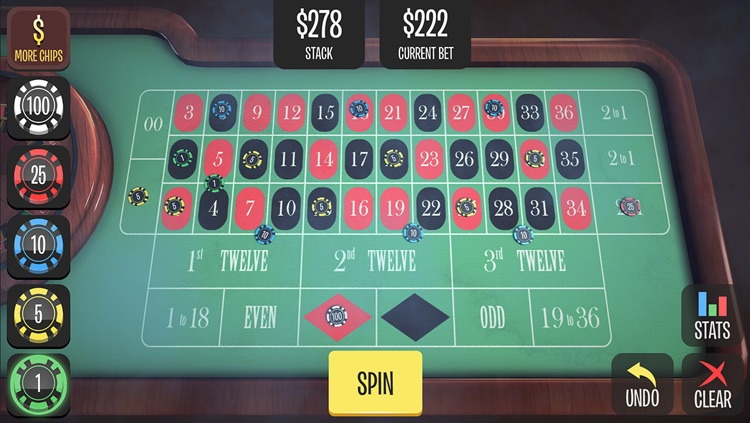 Real Roulette