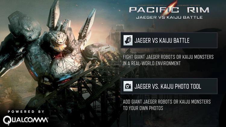 PACIFIC RIM: JAEGER VS KAIJU BATTLE