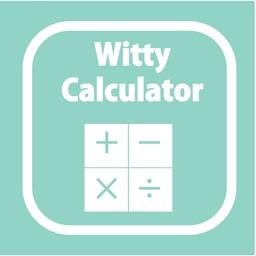 Witty Calculator