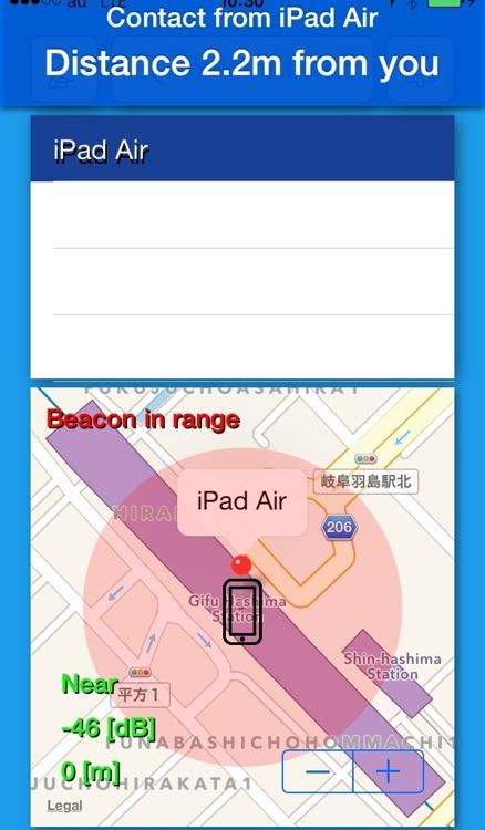 PeerBeacon screenshot-3
