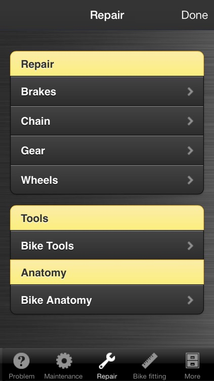 Easy Bike Repair screenshot-1