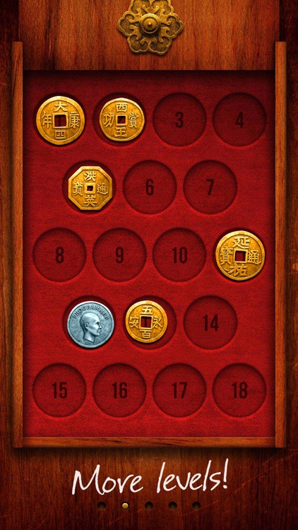 Go To Gold 2 - Chinese Puzzle