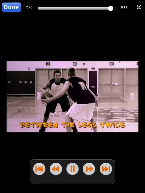 Unstoppable Offensive Moves: Volume 1 - Wing & Perimeter Scoring Skills - With Ganon Baker - Full Court Basketball Training Instruction - XL screenshot-3