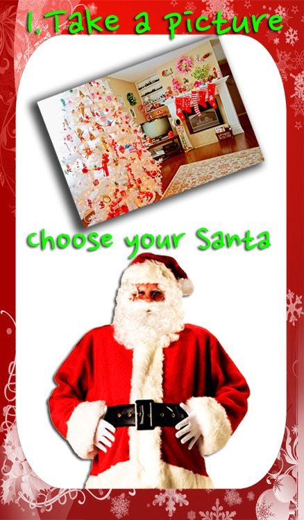 Catch Santa in Your Photos HD  Christmas 2013 screenshot-1
