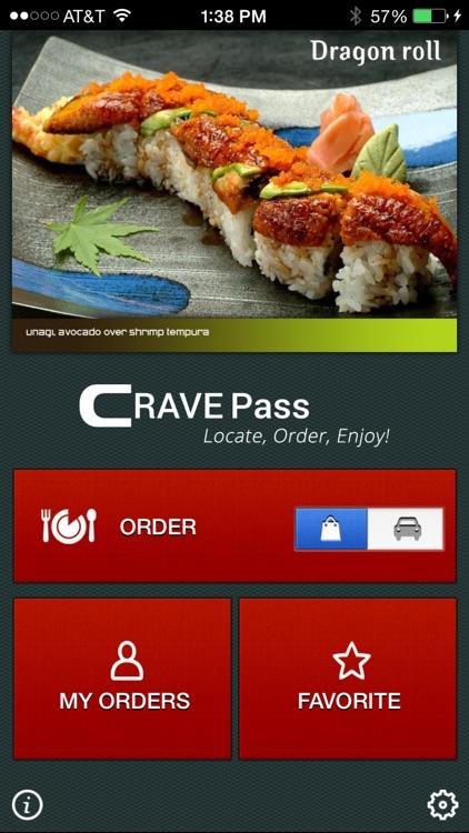 CRAVE Pass