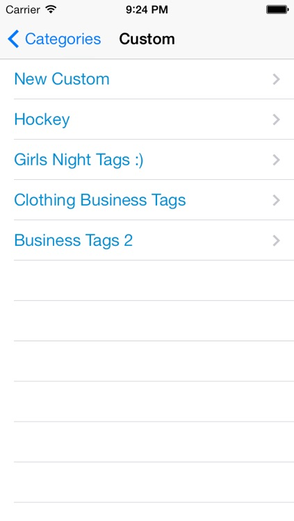 TagsForLikes Pro - Copy and Paste Tags for Instagram screenshot-3