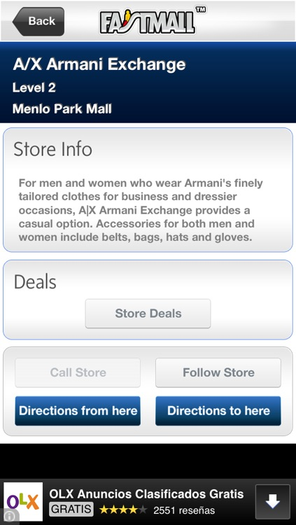 FastMall - Shopping Malls, Community & Interactive Maps screenshot-3
