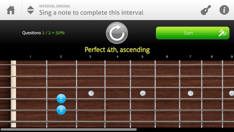 Auralia Interval Singing screenshot-3