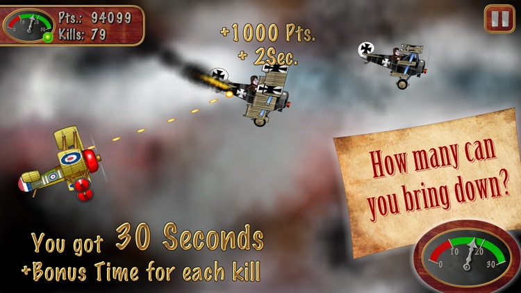 All You Can Shoot - 30 Seconds in World War 1