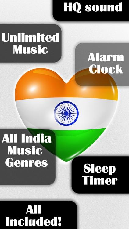 India & Bollywood music radio hits player - The best Hindi songs remix , Desi, Punjabi , Telugu Live FM stations