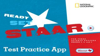 点击获取Ready Set STAAR Test Practice App