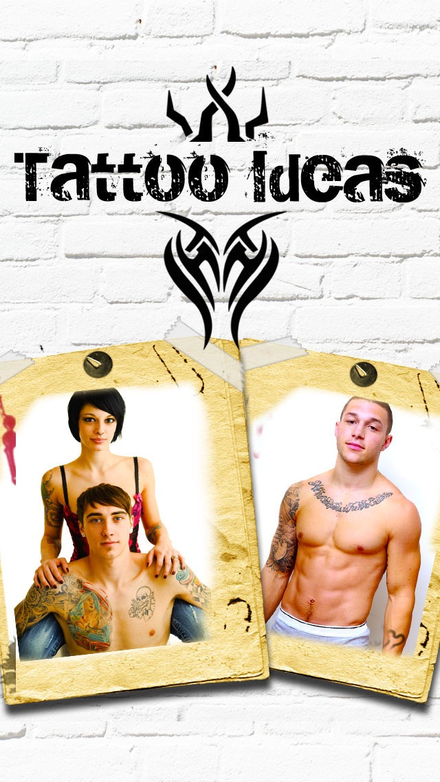 Screenshot for Tattoo Ideas - Cool Designs that mean something in United States App Store