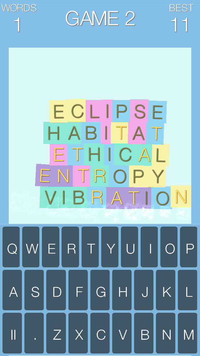 Type Type : The Hardest Typing Game screenshot four