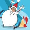 塗り絵の本 子供のためのクリスマスのサンタクロース、雪だるま、エルフや贈り物のような多くの写真とともに。絵を描画する方法:学ぶためのゲーム