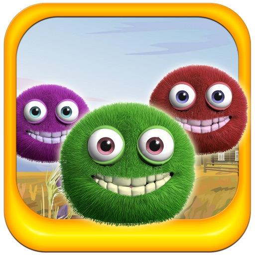 Crazy Monster Poppers - Free Chain Reaction Game for the Whole Family
