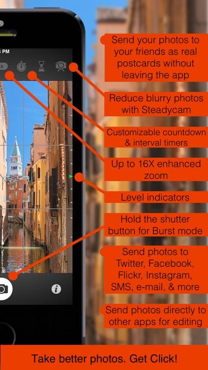 Click! 2 - the Time Warp™ camera screenshot-4