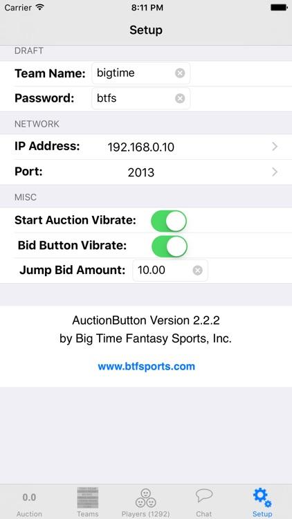 Auction Button screenshot-4