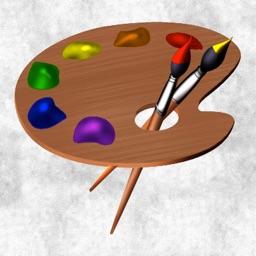 Paint Brush - Paint, Draw, Scribble, Sketch