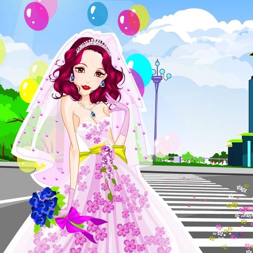 时尚街婚礼换装