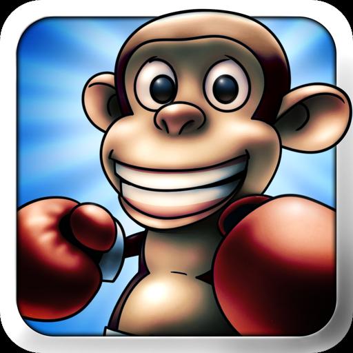 Monkey Boxing icon