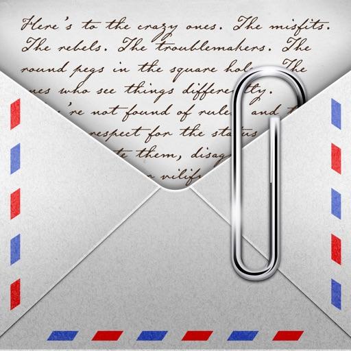 Приложение для просмотра winmail.dat - Letter Opener