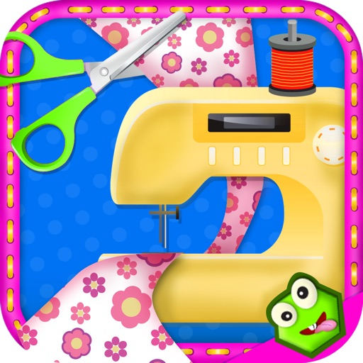 Little Tailor Boutique - Fashion Games for Girls: Makeover, Dress Up & Design