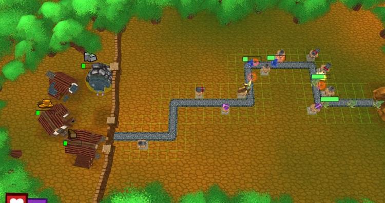 Castle Defender - Creature rush screenshot-3