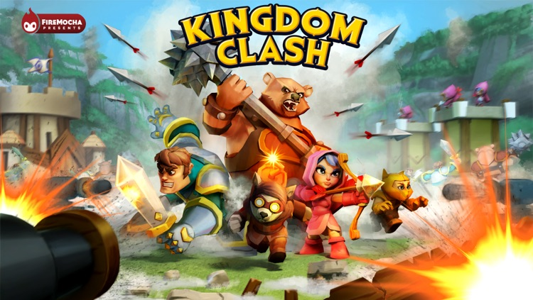 Kingdom Clash™ screenshot-4