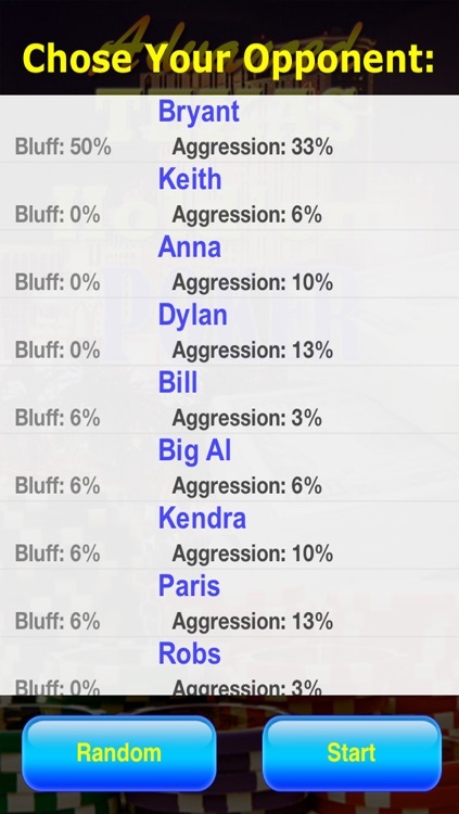 Advanced Texas Hold'em Poker screenshot-3