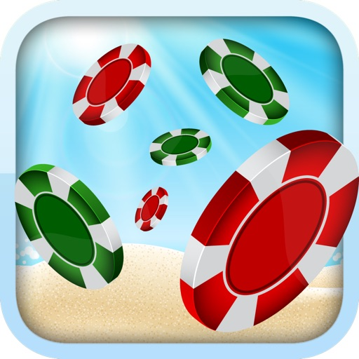 Sun, Sand and Fun Poker icon