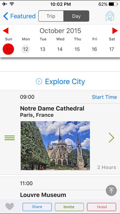 TrvlGenie - Travel Itinerary Planner & Blogger screenshot-3
