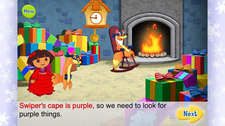 Dora's Christmas Carol Adventure screenshot-3