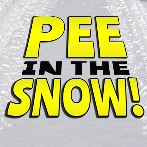 Pee in the Snow Drawing App