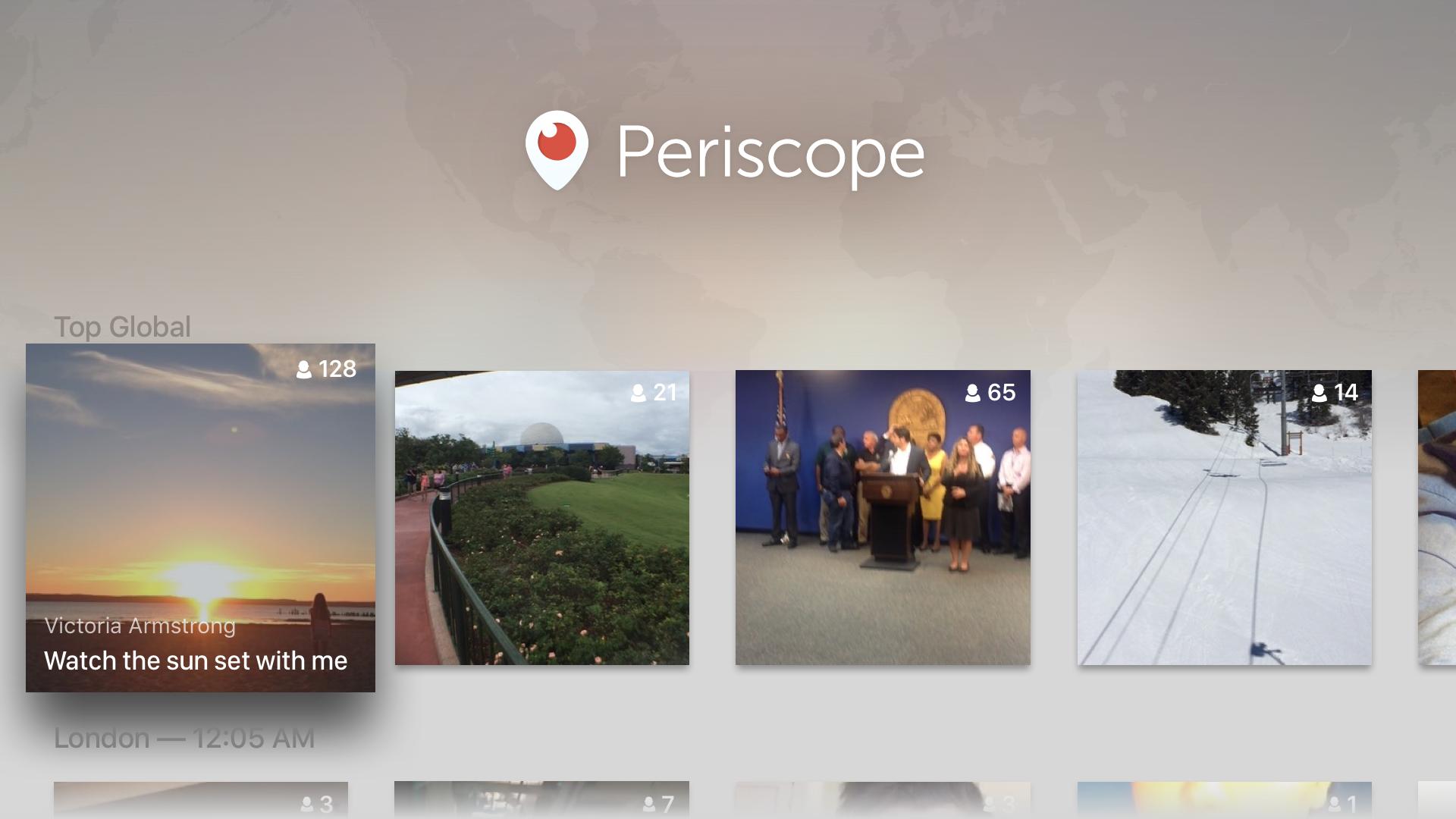 Periscope Live Video Streaming screenshot 10