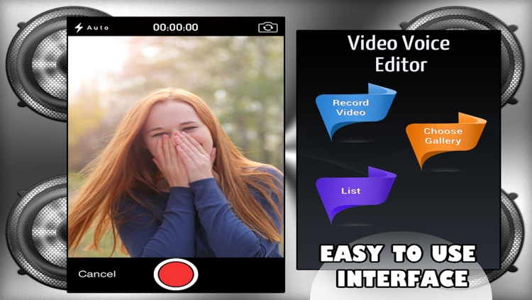 Video Voice Editor Lite screenshot-0