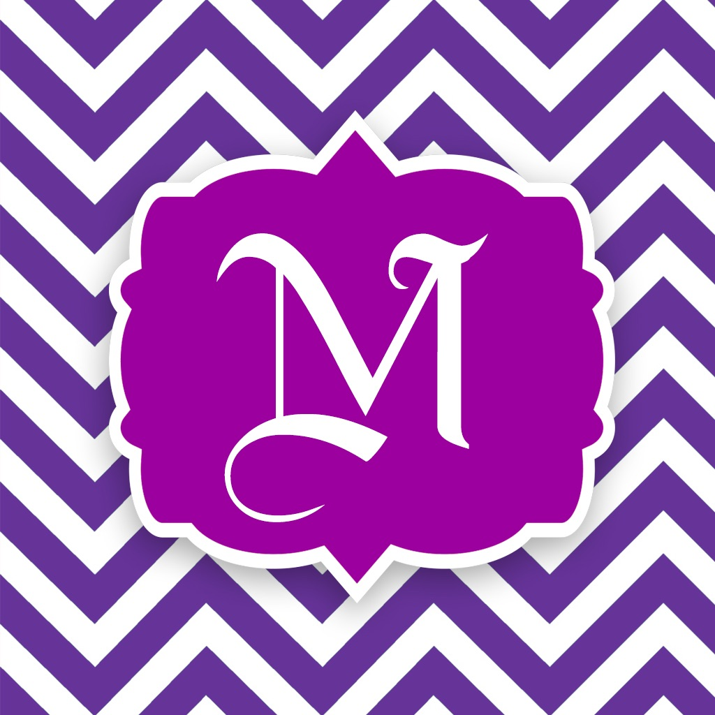 monogram wallpaper related keywords suggestions