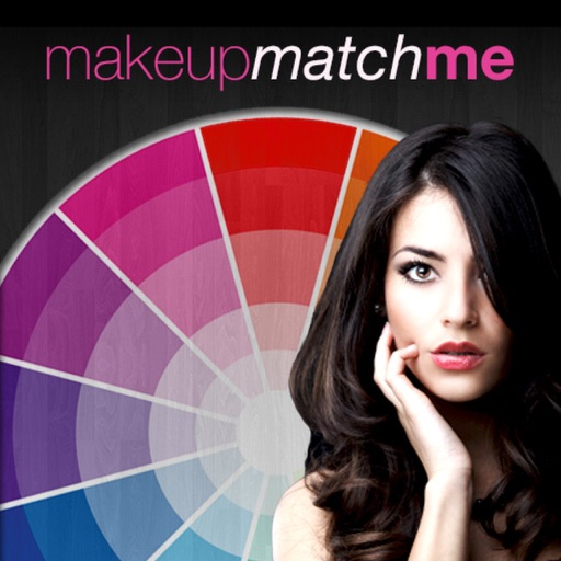 MAKEUP MATCH ME app logo