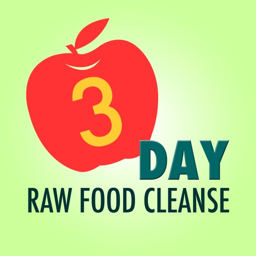 Raw Food Cleanse - 3 Day Healthy Detox Diet